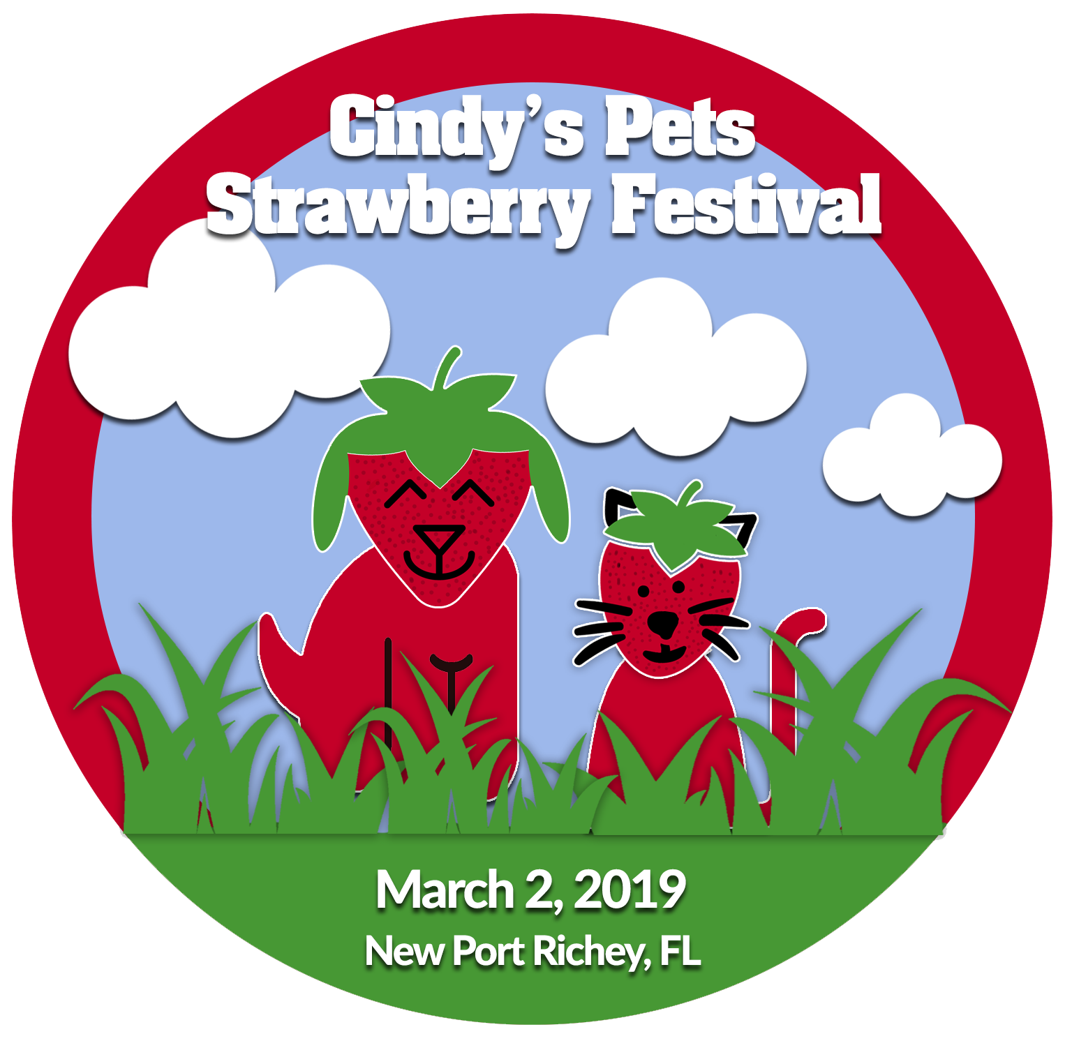 Strawberry Festival Logo MArch 2019 flat