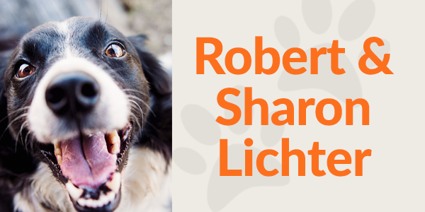 robert and sharon lichter