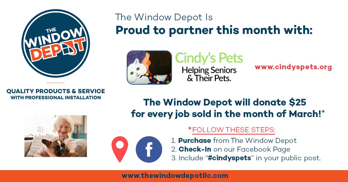 Cindys Pets Web Banner